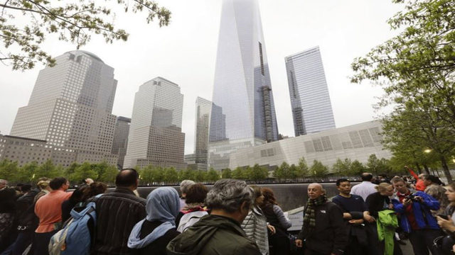 WATCH LIVE: NYC Ground Zero/Reading of Names