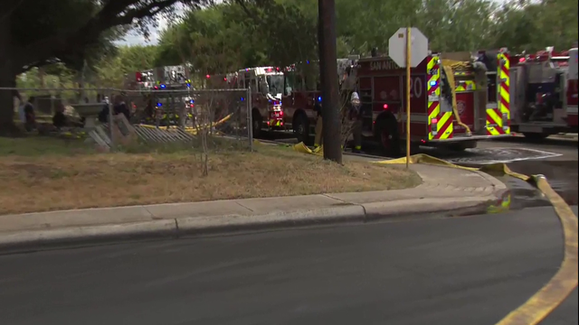 SAFD responds to house fire on East Side
