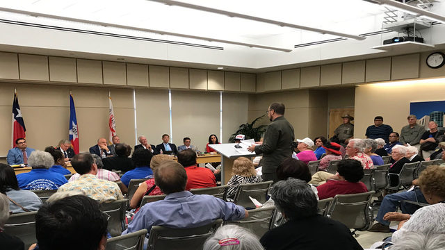 San Antonio voters following redistricting hearings closely