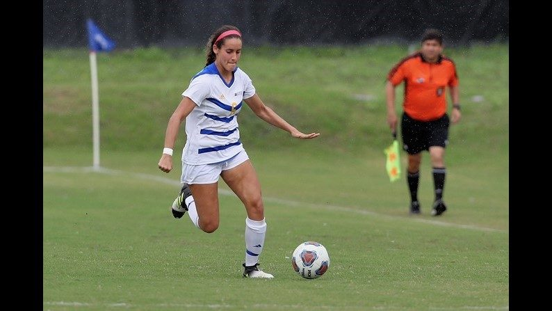 Maldonado goal leads St. Mary's women to soccer win over...