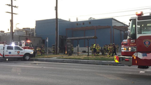 Firefighters respond to reported structure fire on Northeast Side