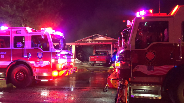 South East side home a total loss