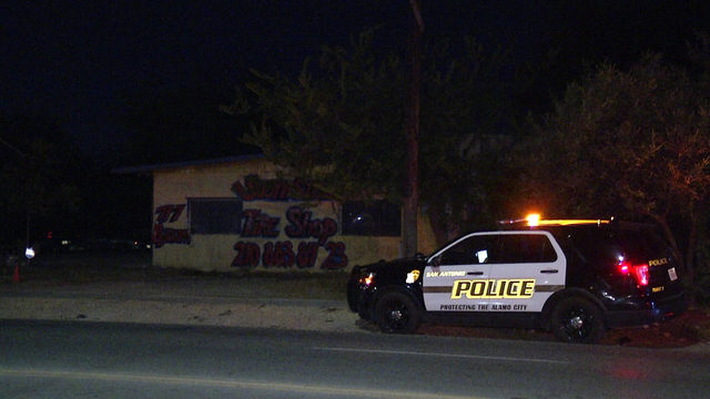 SAPD: Man in critical condition after being stabbed outside tire shop