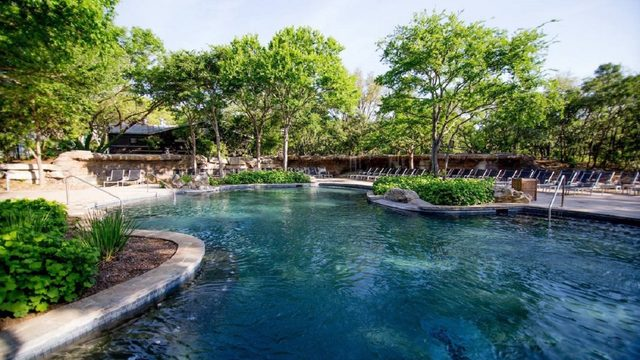Two of the country's best hotel pools are in San Antonio, according to…