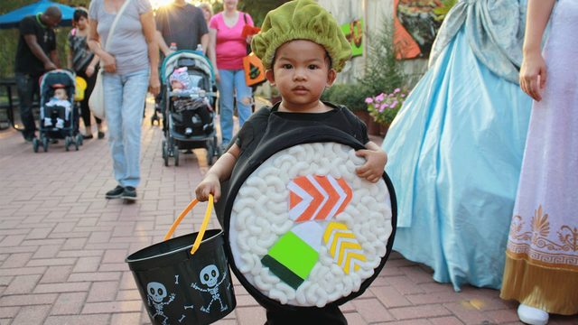 Zoo Boo! is back at San Antonio Zoo just in time for Halloween