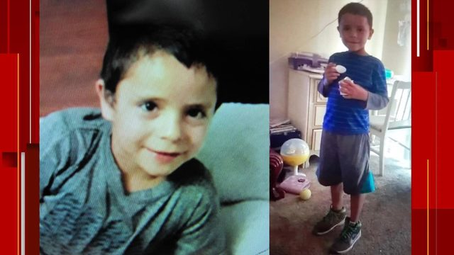 UPDATE: San Antonio police find missing boy safe