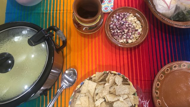 Learn how to make Mexico's national dish, mole