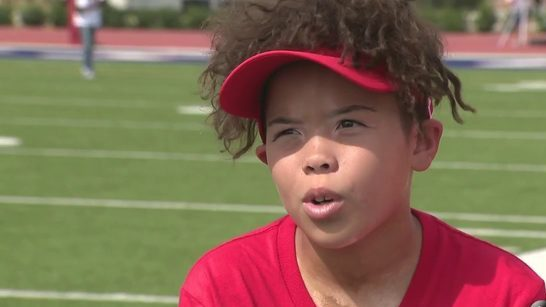 What's Up South Texas!: Boy with vitiligo combats bullying, educates…