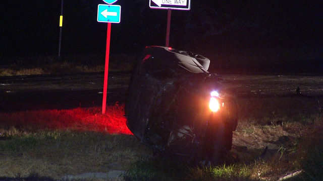 BCSO: Driver hospitalized after rolling vehicle during chase with deputies