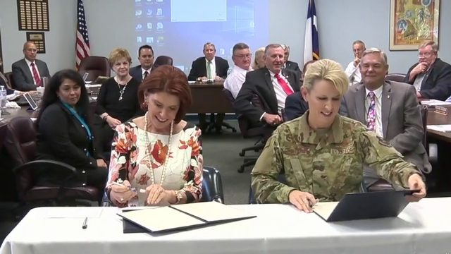 JBSA pens historic agreement with San Antonio area governments