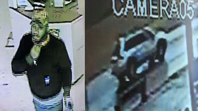 SAPD: Robber of pawn shop caught on camera after removing mask