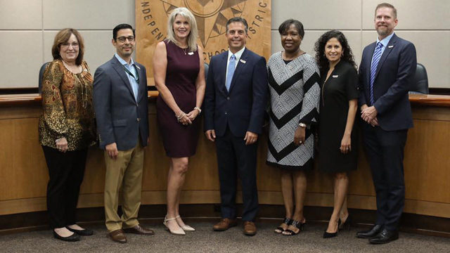 Trustee resigns same day NEISD names new superintendent