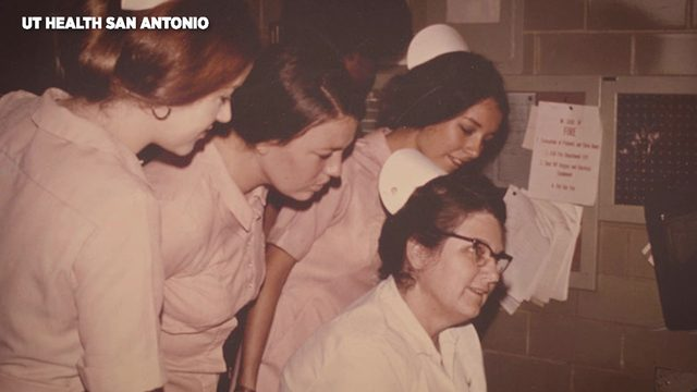 Throwback Thursday: UT Health San Antonio School of Nursing celebrates 50 years