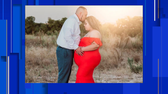 'Broke my heart': Wife of man killed in landscaping accident expecting…