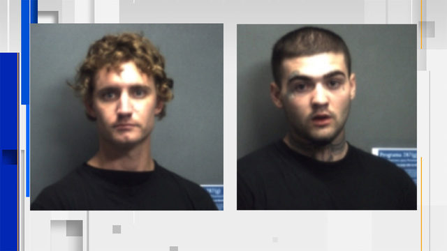 Two charged with capital murder in Goliad County