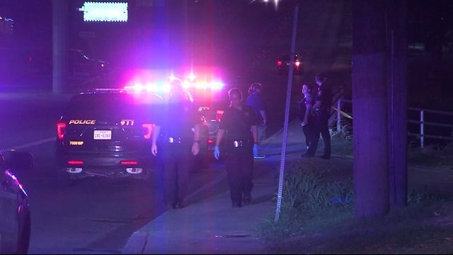 Man stabbed, found near ditch