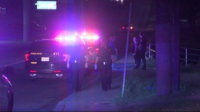 Man stabbed, found near ditch