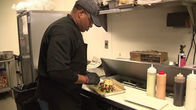 San Antonio Food Bank program helps incarcerated man succeed