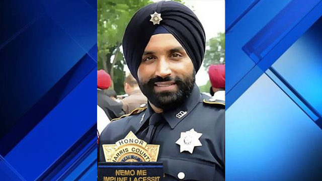 Funeral, Sikh ceremony scheduled for slain Houston-area deputy