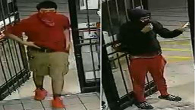 Robbers threaten clerk, rob Shell gas station before fleeing, police say