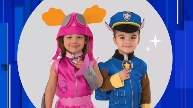 Target hosting 'PAW Patrol' trick-or-treat event for kids