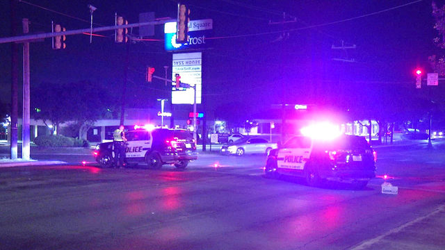 Man in critical condition after being struck by car, police say