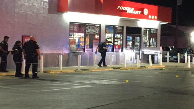 Man, 29, killed in West Side gas station shooting, police say