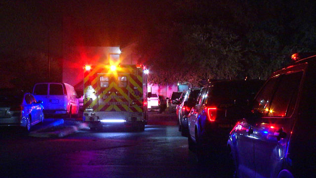 SAPD: Man stabbed with sword while trying to retrieve borrowed laptop