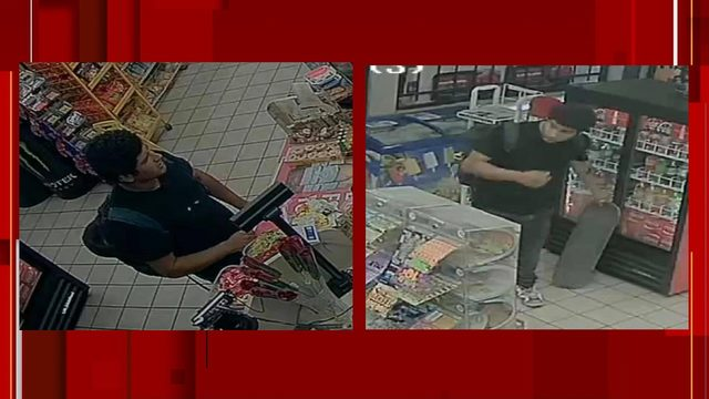 Police look for person of interest in gas station shooting death