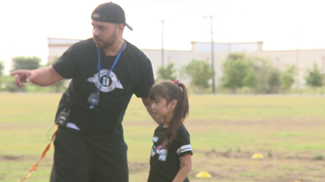 'New Week, New You': Navy veteran brings passion, sports to San Antonio's youth