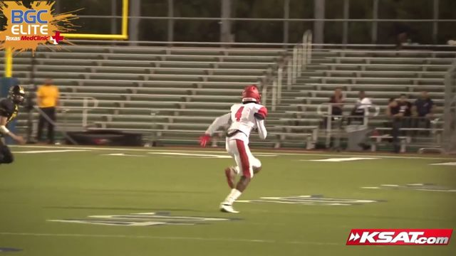 WATCH: Week 5 KSAT BGC Elite 12 Supercut (Part 1): Plays from Brandeis,…