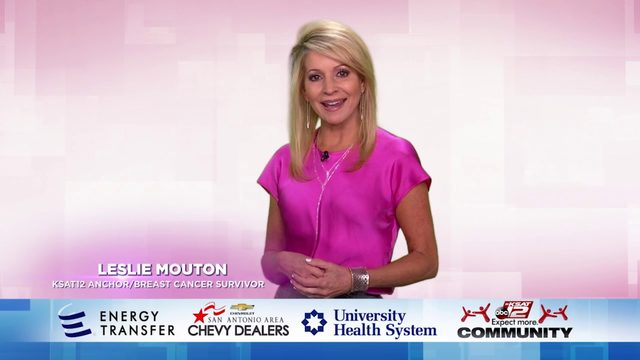 KSAT Community breast cancer awareness/screenings