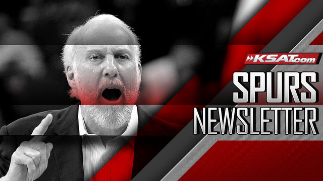 Welcome to the Spurs newsletter! Pop's war of words with Trump; Dejounte…
