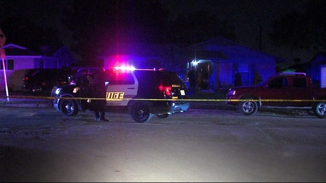 Man shot multiple times in chest on South Side