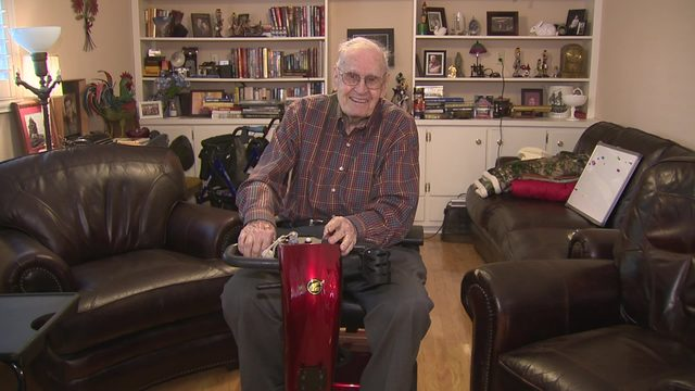 What's Up South Texas!: WWII vet inspires others to live life happily