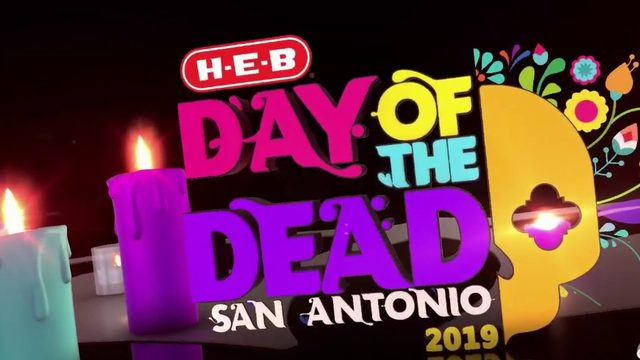 First look: KSAT's coverage of Day of the Dead in Mexico City