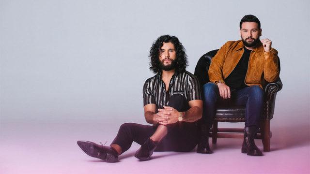 Grammy-winning duo Dan + Shay are coming to San Antonio