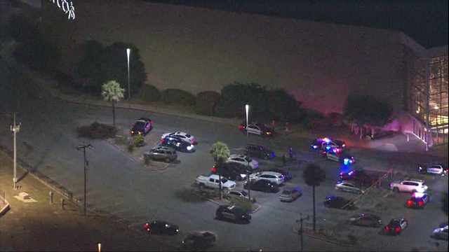 Several units respond to call for shooting at North Star Mall