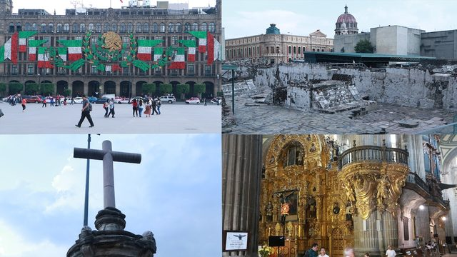 KSAT in CDMX: 4 must-see things near Zocalo, including Mexico City's…
