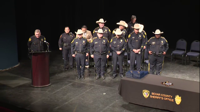 WATCH LIVE: BCSO cadets graduate, new Pct. 2 constable speaks