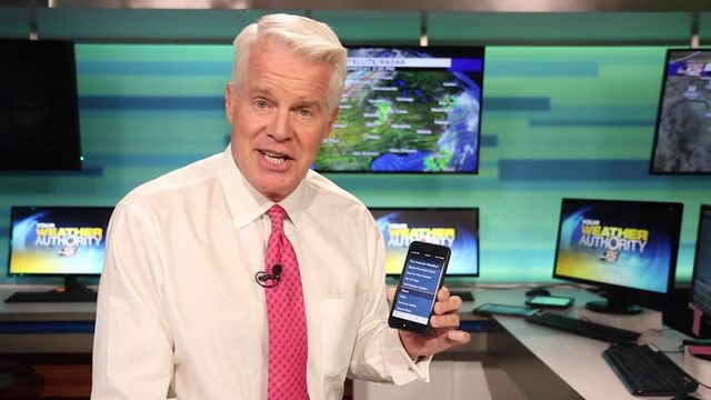 KSAT's new weather app is a hyperlocal, easy-to-use tool for San Antonio…