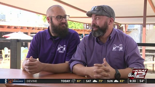 Why I Walk: Brotherly rivalry to raise funds for Alzheimer's research