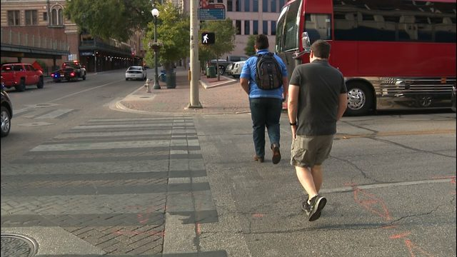 TxDOT, local doctors urge drivers, pedestrians to be safe on road
