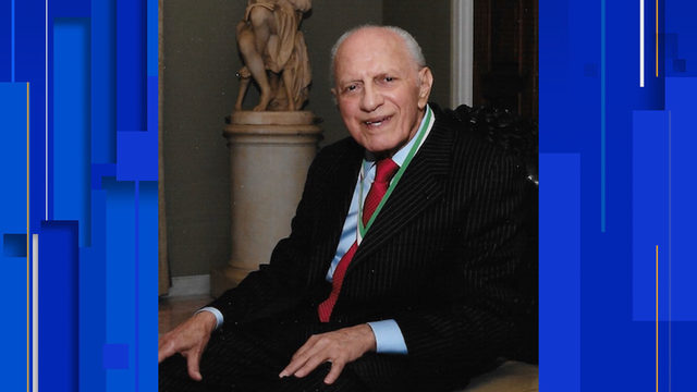 Procession, memorial mass Monday for Univision founder Emilo Nicolas Sr.