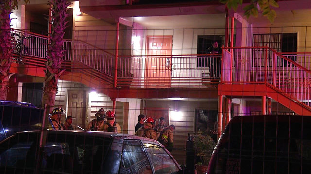 Mattress fire forces evacuation of Northeast Side motel