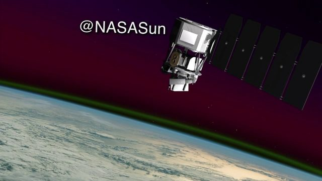 NASA launches new ICON satellite