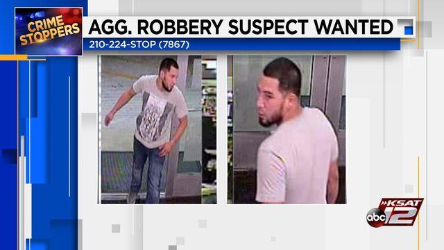 San Antonio police seek man who robbed Circle K on Northwest Side