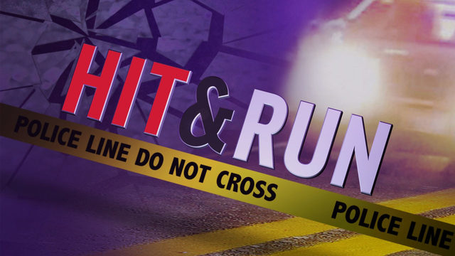Man found unresponsive after hit-and-run, police say