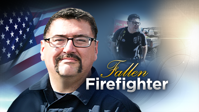 WATCH LIVE: Honor Walk for fallen firefighter Greg Garza