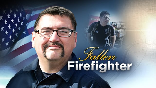 Funds being collected for fallen SAFD firefighter Greg Garza